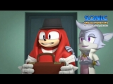 Sonic Boom/Соник Бум - 2 сезон - 16 серия - Трудолюбивый Наклз