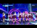 MShow 180303 WJSN - Starry Moment Dreams come True Show Music Core @ Cosmic Girls