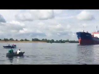 Херсонские рыбаки-самоубийцы