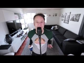 Метал кавер песни Coldplay - In My Place ( by Leo Moracchioli )
