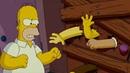 Симпсоны Бензопила