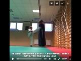 Работа по мешку на скорость в Кёкусинкай карате. Подготовка бойца. http://vk.com/oyama_mas