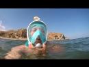 Большое Крымское путешествие. Часть четвертая. Подводные приключения.