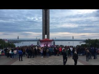 День города Ижевск (набережная площадка)