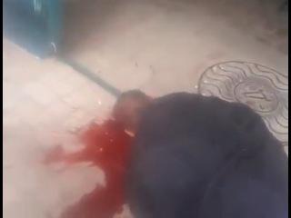 09.05.14 г.Мариуполь, убийство безоружных граждан. ( 18)