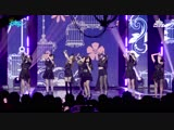[181201] Lovelyz - Lost N Found @ Music Core (MBC)