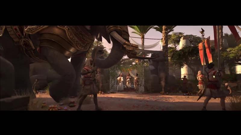 ASSASSIN'S CREED_ Origins _ Истоки ➤ Прохождение 1 ➤ НОВЫЙ АССАСИН В ЕГИПТЕ - YouTube (1080p)(00h02m00s-00h03m20s)