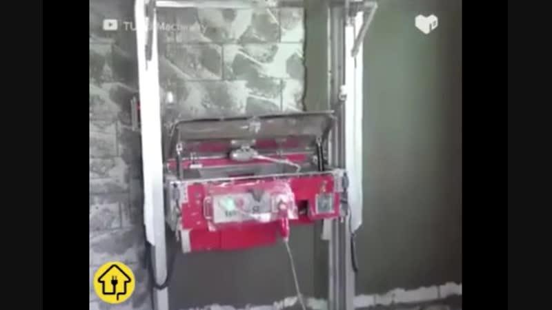 Автоматическая штукатурная машина