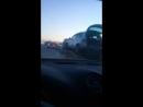 Серьезное ДТП на трассе Челябинск-МГН Фура и Маршрутка