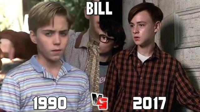 It (1990) vs It (2017) - Movie Versions / Eso (1990) vs Eso (2017) - Versiones De Películas