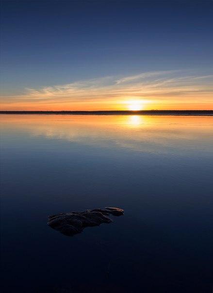 Река Томь, Аникин камень..