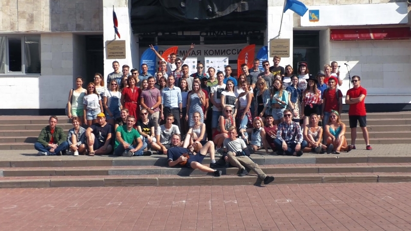 Открытие школы студенческого актива «Альтернатива»