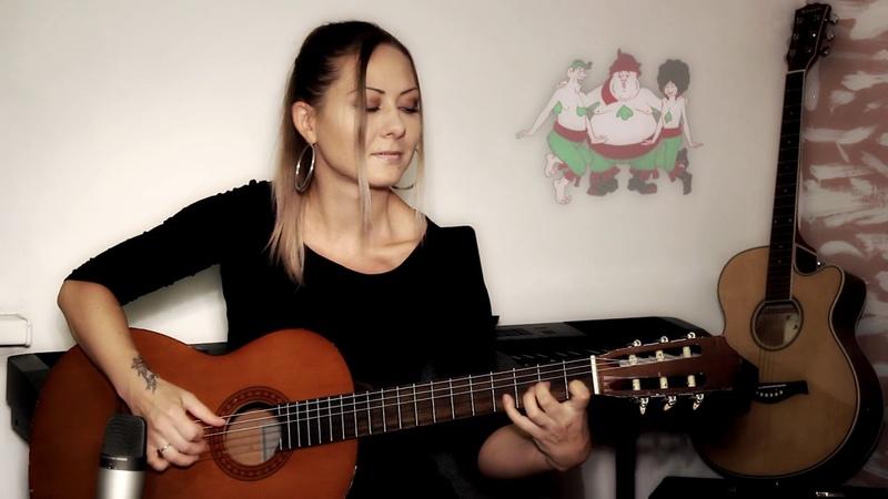 Песня разбойников (Говорят, мы бяки-буки) | Guitar cover