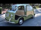FOR SALE 1963 Fiat 600D Multipla 750