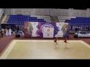 1 место! Чир - джаз- двойка дети Кузьмина Ангелина, Чеканова Полина