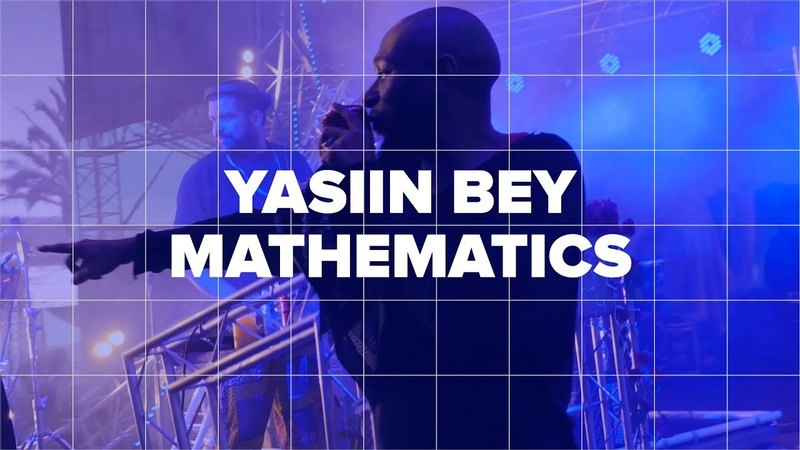 Yasiin Bey Mos Def Mathematics Live at Bosco Fresh Fest'18