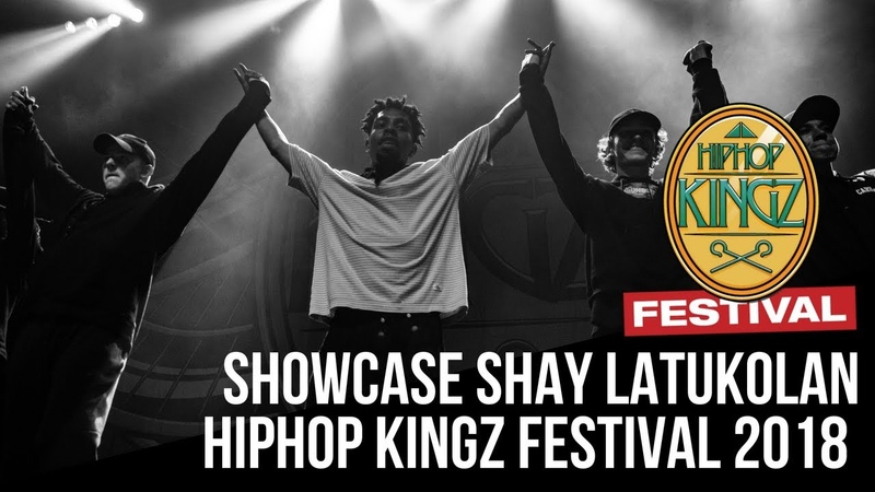 Showcase Shay Latukolan | HipHop Kingz Festival 2018