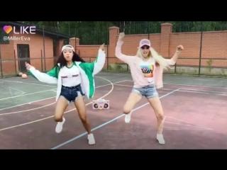 Танец Евы и Бинет