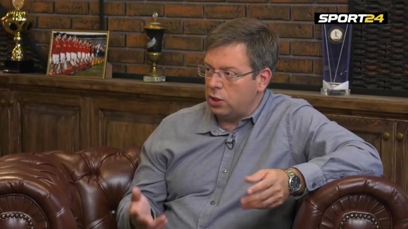 Александр Тарханов_ Я армеец, хотя несколько лет тренировал Спартак _ Sport24