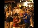 Танцы с тайскими танцорами