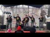 Brevis Brass Band - Beggin (Madcon cover) @ парк Сокольники