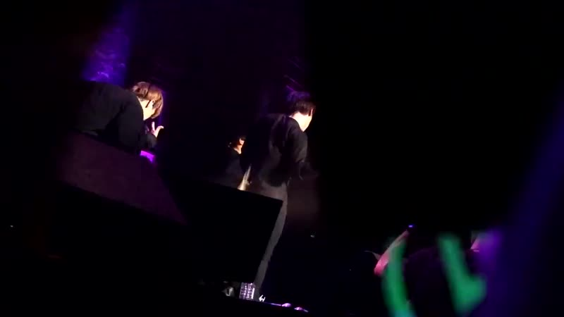 FANCAM | 12.11.18 | A.C.E (She is so perfect) @ Fan-con 'To Be An ACE' in Japan, Tokyo