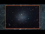 Hubble Views Galaxy Lacking Dark Matter