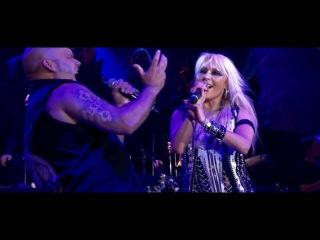 Doro & Blaze Bayley - Fear Of The Dark (Live)