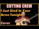 I Just Died In Your Arms Tonight Cover by Cutting Crew