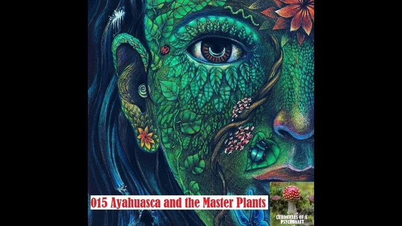 015 Ayahuasca and the Master Plants - Chronicles of a Psychonaut Podcast