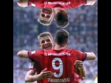 Robert Lewandowski &amp Thomas Muller vine