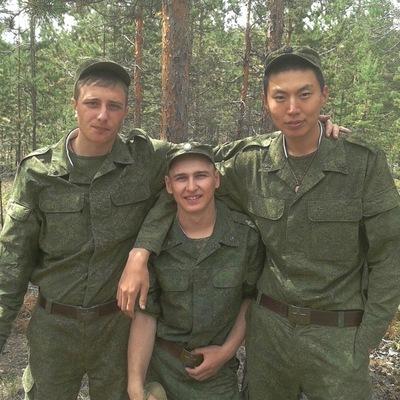 Дмитрий Аносов, 31 января 1995, Улан-Удэ, id199992666