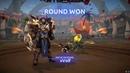 [Battlerite] Diamond Ulric vs Diamond Jumong 2v2 - Crazy close game!