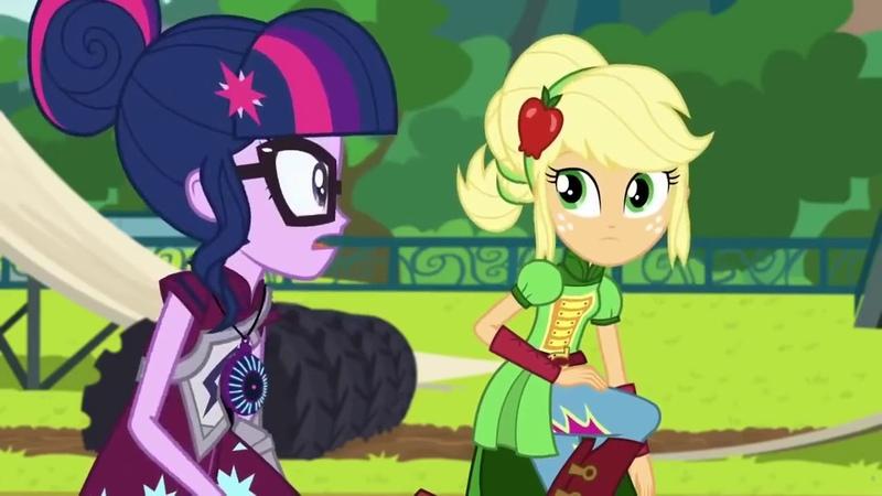 Мой маленький пони: Девочки из Эквестрии – Игры дружбы (2015) | Русский трейлер | Смотреть бесплатно