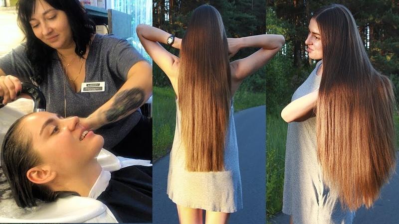 Счастье для волос от Constant Delight 😍 Я не узнала свои волосы после СПА 🌴 POLI NA PALME