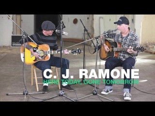 CJ RAMONE /// Ballroom Sessions /// 02/10