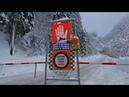 В Австрии погиб подросток из-за схода лавины, еще шестеро чудом спаслись…