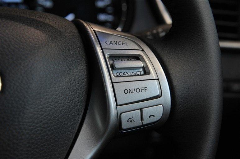 Круиз-контроль Nissan X-Trail 2014