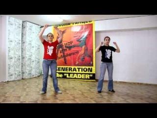 Лидер Dance-урок 3 к флэшмобу.wmv