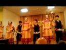 Танец Кадриль.