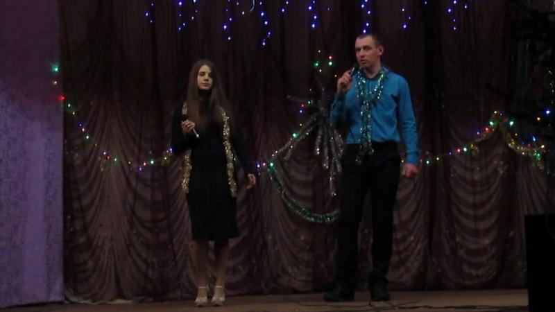 Наш дует исполняет песню Ирины Круг и Алексея Брянцева Ты только ты
