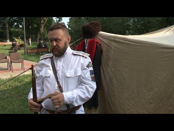 Фестиваль «Казачий сполох» в Губкинском округе