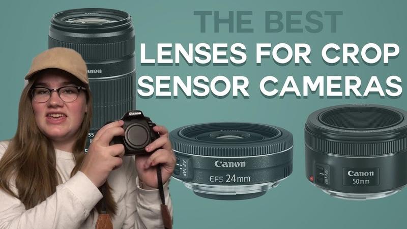 Lenses for Crop Sensor Cameras | Lenses for Canon 80D