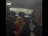 Калининградская яжемать вызвала такси и закатила истерику