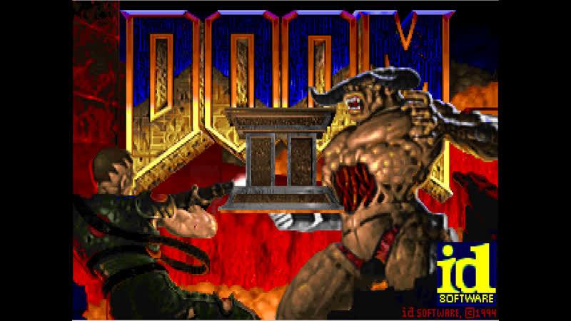 DOOM II Hell on Earth (1994) - Pt. 8