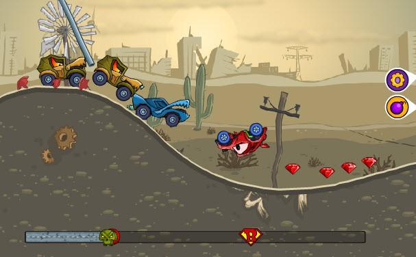 скачать игру хищные машины - фото 2