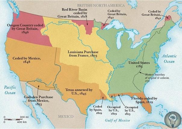 Американо-мексиканская война (1846  1848): триумф США