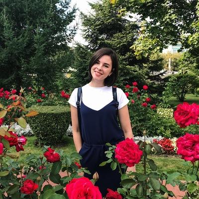 Екатерина Сливкина
