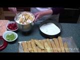 Рецепт - Торт дамские пальчики от Шедевры кулинарии.