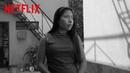 Sonido Gallo Negro Cumbia del Borras Lyric Video ROMA Netflix